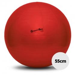 Bola para exercícios e pilates - Carci Gynastic Ball - 55cm vermelha