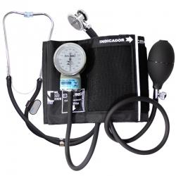 Aparelho de pressão arterial com estetoscópio rappaport - P.A MED